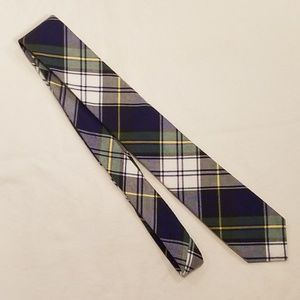 J.Crew Cotton Plaid Tie
